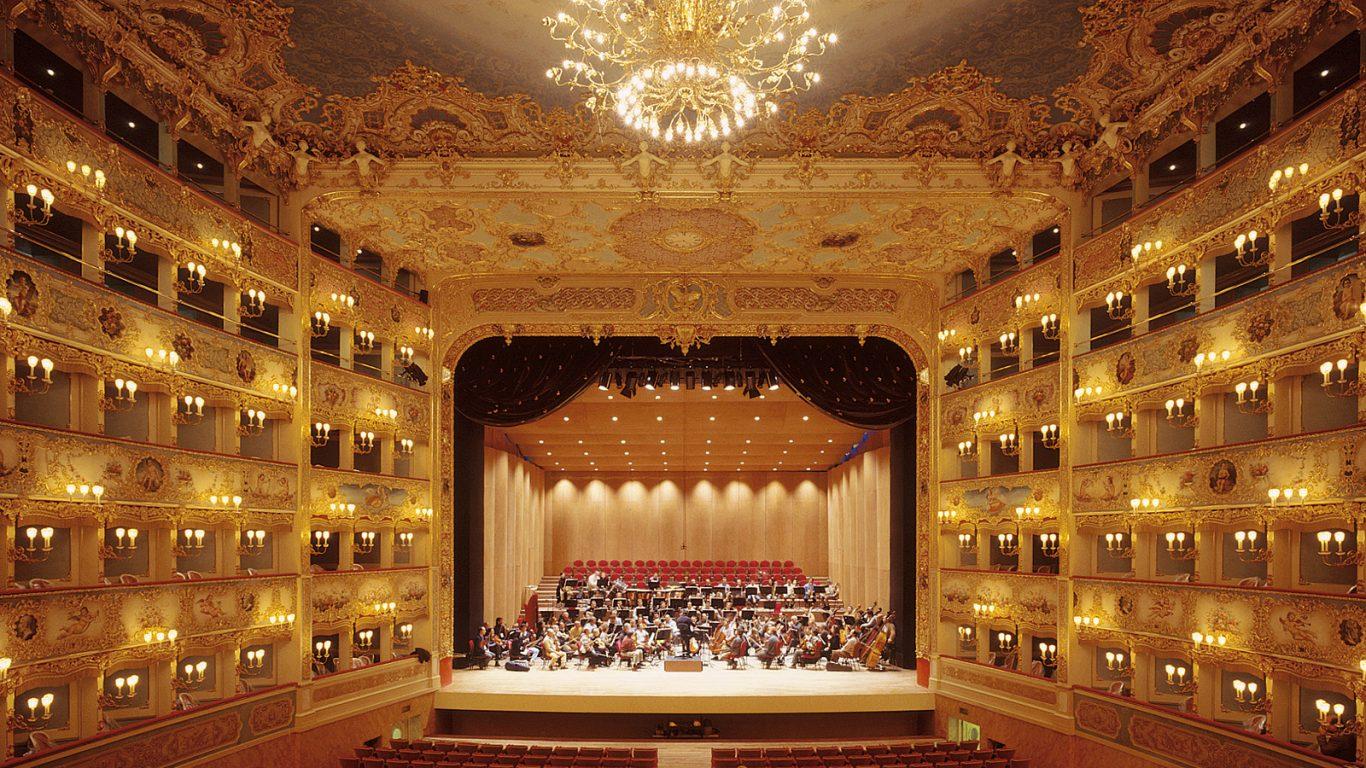 Gran teatro la fenice venezia aldo rossi molteni c for Aldo rossi il teatro del mondo