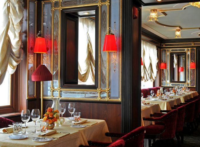 Ristorante Hotel Danieli Venice Jacques Garcia